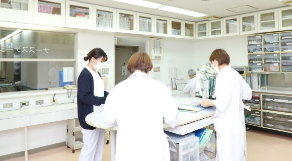 丸山病院スタッフ