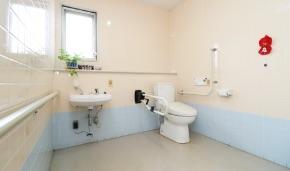 施設内トイレ